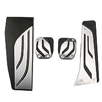 Car Pedals Brake Accelerator Foot Rest Throttle Brake pedal,For BMW 1 2 3 4Series M3 M4 E87 E90 F20 F21 F30 F32 F36 F80 F82