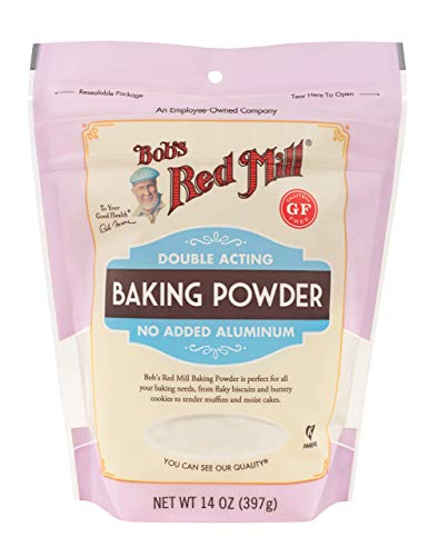 Bob's Red Mill Baking Powder, 14 Ounce (Pack of 1)