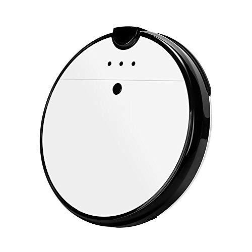 Aspirateur Robot Laveur a Distance,aspirateur Robot Laveur Super Minceur 8.5cm Auto-Charge Automatique Contrôle Intelligent APP Applicable pour Aux Tapis Et Sols Durs