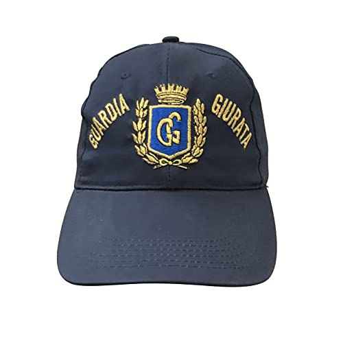 ALGI Cappello Baseball Guardia Giurata