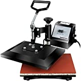 Super Deal PRO 12' X 10' Digital Swing Away Heat Press Heat...