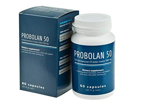 PROBOLAN 50 Premium: ¡el 400% de refuerzo de testosterona, espectacular