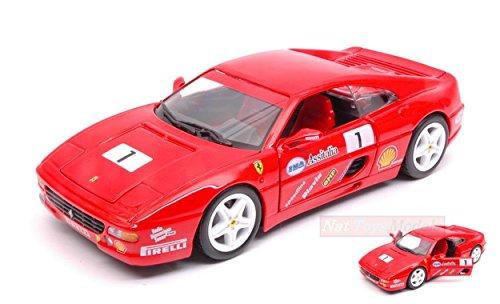 Burago Modelo A Escala Compatible con Ferrari 355 Challenge N.1 1997 1:24 BU26306