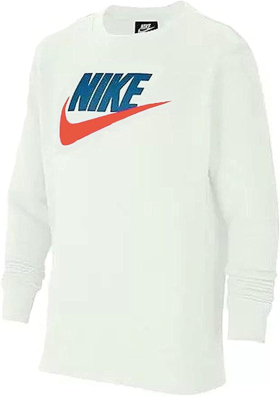 Nike Sportswear Big Kids' (Boys') Club Fleece Crewneck Sweatshirt