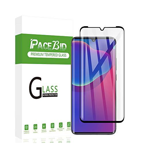 PaceBid Panzerglas Schutzfolie Kompatibel mit ZTE Smartphone AXON 11, Full Coverage, 9H Festigkeit, Anti-Kratzer, Ultra Klar, Blasenfrei,Fall Fre&lich Hartglas Bildschirmschutzfolie