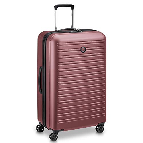 Delsey Paris - Segur 2.0 - Valise Trolley- 4 Doubles...