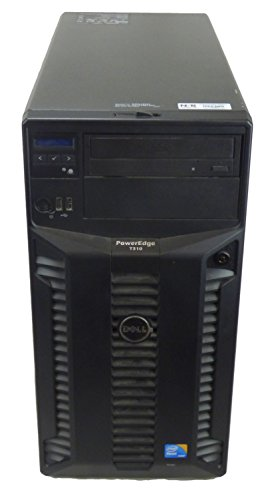 Dell poweredge t310 tower server (intel xeon x3430, 2. 4 ghz, 8m cache)