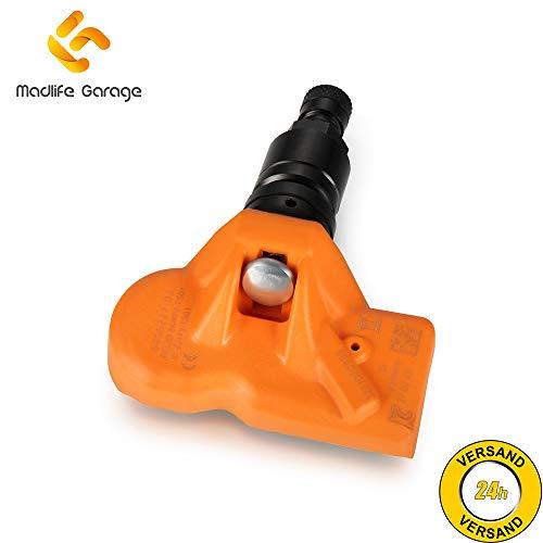 Madlife Garage 36106856227 RDKS Reifendrucksensor Reifendruck Sensor 1er 3er E90 5er 6er X1 E84 X3 X6 Z4 Roadster Mini R56