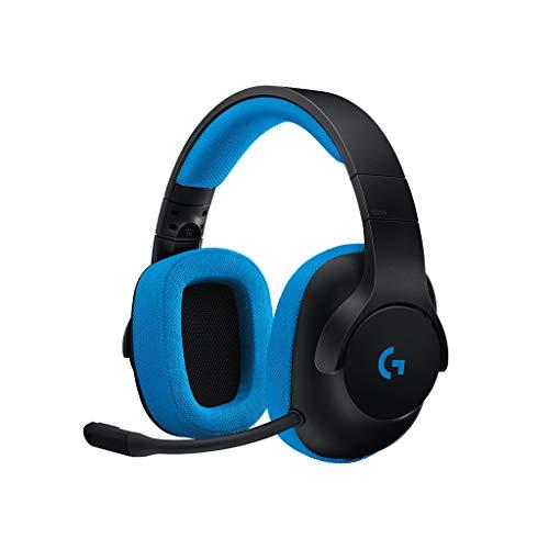 ゲーミングヘッドセット Logicool ロジクール G233 ブラック 軽量 2.1chステレオ高音質  PS4/PC/Xbox/Switc...