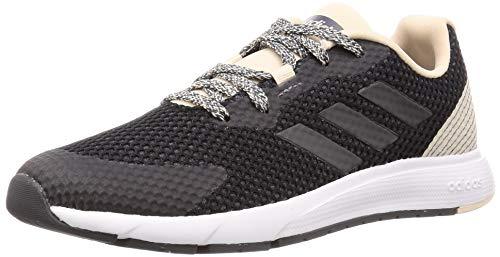 Adidas Sooraj, Soccer Shoe Womens, Negbás/Gricin/Lino, 36 2/3 EU