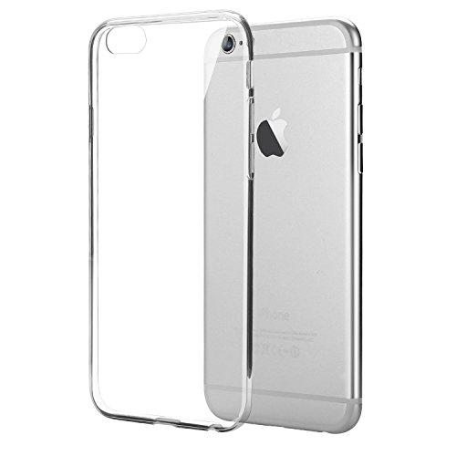 Bingsale AMversio2015109 - Funda para Apple iPhone 6S/6 (silicona, TPU), transparente - 4.7 pulgadas