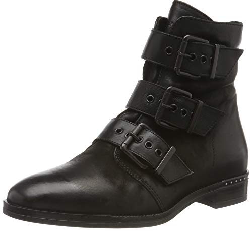 Marc O'Polo Damen 90715476001200 Stiefeletten, Schwarz (Black 990), 38 EU