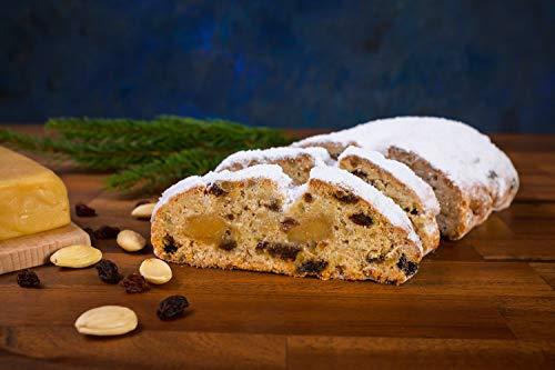 Bäckerei Eckert Marzipan-Rosinentollen 750g