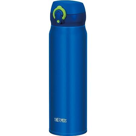 サーモス 水筒 真空断熱ケータイマグ 【ワンタッチオープンタイプ】 600ml ブルーライム JNL-603 BLL