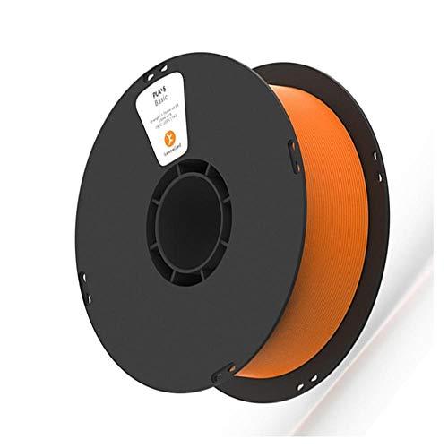 3D-Druckfilament 1 kg, PLA K5-Druckerfilament 1,75 mm, Wird für 3D-Drucker und 3D-Stift verwendet-Orange 1