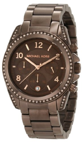 8f530c81a1d96 Best Buy Michael Kors Women s MK5493 Blair Bronze Tone Stainless ...