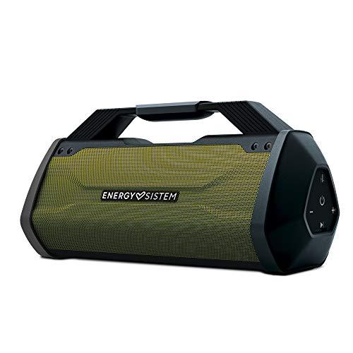 Energy Sistem Outdoor Box Beast Altavoz Bluetooth (60W, Bluetooth, USB y microSD MP3. Radio FM, Resistente a Golpes)