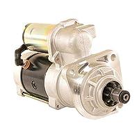 DB Electrical SDR0293 Starter for Freightliner Mercedes Mbe900 Mbr904 Engine FL50 Series 00 01 02 03 04 / FL60-00 01 02 03 04 / FL70-00 01 02 03 04 05 / FL80-00 01 02 03 04 / M2-03 04 05 06 07
