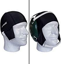 SAVAGE Wrestling Hair Cover Cap | Universal Fit for Any Headgear | Best Design Without Full Chin Wrap | Hair Net for Grappling Sports, Wrestling, Judo, Jiu Jitsu | Girls & Boys (Top Cap)