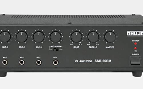 AHUJA SSB-60®EM 60 WATTS AMPLIFIER