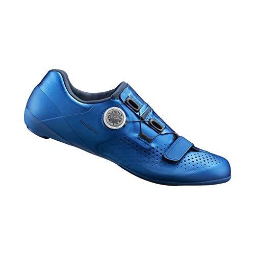 SHIMANO Zapatillas Sh M Rd Rc5 Sneaker uomo, blu, 40 EU