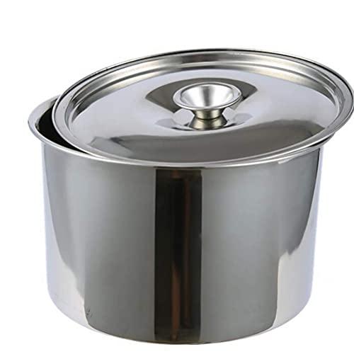 Spice Jars 12cm Spice Jar Rvs Kruiden Jar Zout Bus Keuken Spice Opberg Pot Container met Deksel voor Home Restaurant…