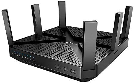 TP Link AC4000 Smart WiFi Router Archer A20 Tri Band Router MU MIMO VPN Server Advanced Security product image