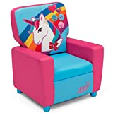 Delta Children High Back Upholstered Chair, JoJo Siwa