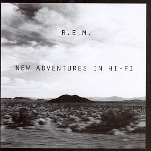 New Adventures in Hi-Fi Import Edition by R.E.M. (1996) Audio CD