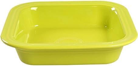 product image for Homer Laughlin Square Baker, Lemongrass