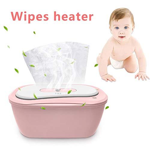 toallitas h/úmedas Toallitas Calientes para beb/és Aislamiento de la Caja de calefacci/ón. Liteness Dispensador de toallitas para pa/ñales toallitas para beb/és Termostato de la Caja del Calentador