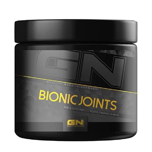 Special Edition GN Laboratories Bionic Joints Supp Zur Unterstützung Der Gelenke Bänder Sehnen Knochen Supplement Bodybuilding Fitness 450g inkl. Armband (Blood Orange)
