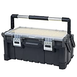Top 5 Best Plastic Tool Boxes 1