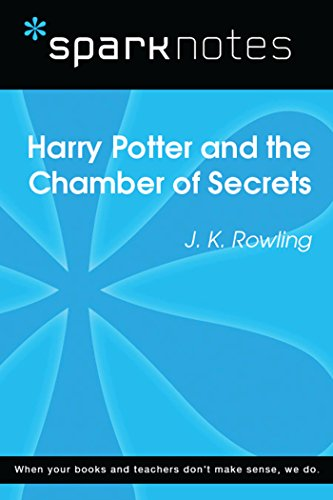 Harry Potter and the Chamber of Secrets (SparkNotes Literature Guide) (SparkNotes Literature Guide Series) (English Edition)