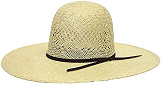 Rodeo King Jute Straw Cowboy Hat 5 Inch Brim