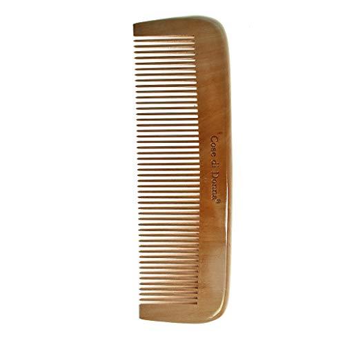 Choses de femme Peigne pour cheveux en bois à dents étroites – Boîtes de 6 x 10 g