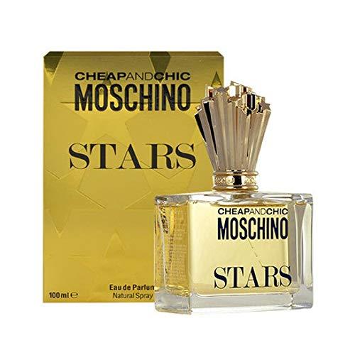 Moschino Cheap & Chic Stars Eau de Parfum Donna 100 ml Spray
