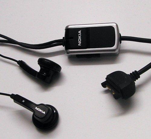 Nokia Headset (original) HS-23 für Nokia N93i