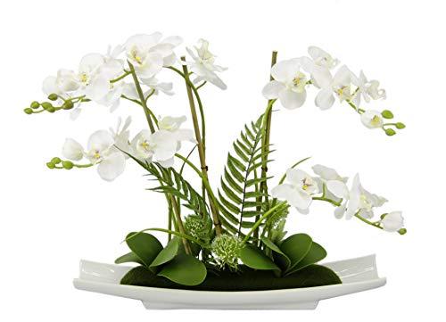 Flair Flower Fleurs artificielles en Forme de Papillon orchi