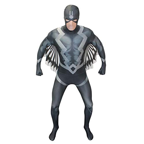 MORPHSUITS MARVEL BLACK BOLT Costume taglia XL
