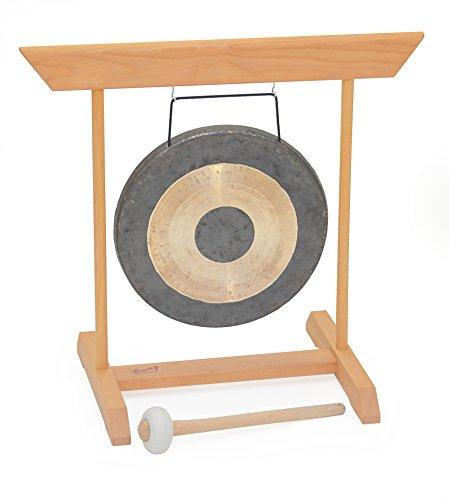 Chao (Tamtam) Gong 35cm + Buchen Ständer