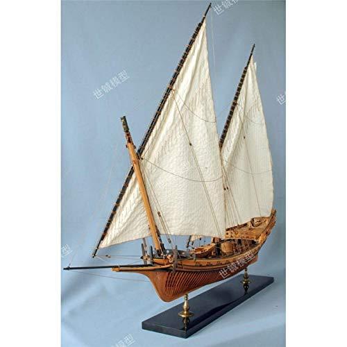 SIourso Maquetas De Barcos Kits De Construcción Kits De