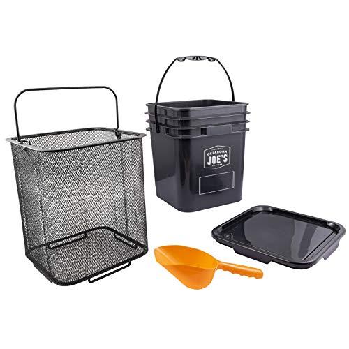 Oklahoma Joe's Pellet Bucket Kit