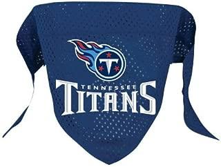 Tennessee Titans Pet Bandana M/L