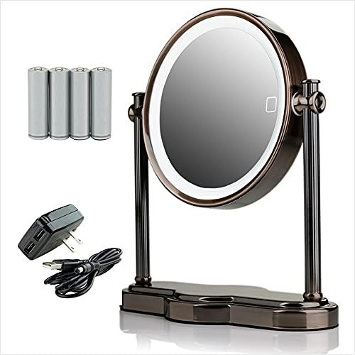Top 10 Best tabletop vanity mirror Reviews