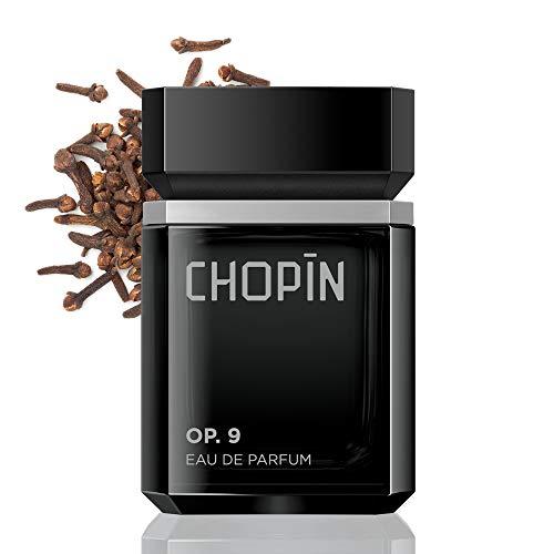 Miraculum Chopin op.9 parfüm für männer eau de parfum ausdrucksvoller abend-duft mit starker romantischer präsenz - eau de parfum für herren - herrenduft eau de parfum - parfum herren top 10-100ml