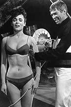 James Coburn and Gila Golan in Our Man Flint in bikini 11x17 Mini Poster