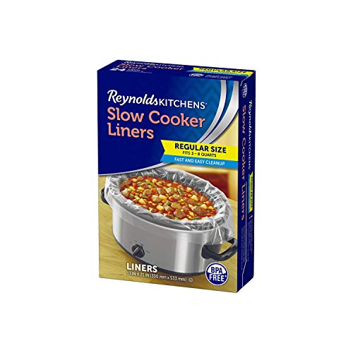 Reynolds Slow Cooker Liners, 24 Pack