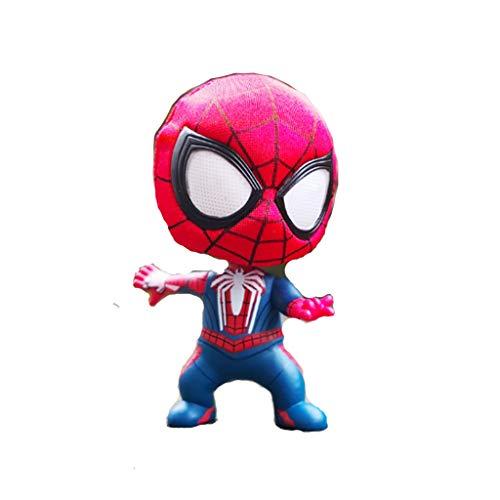 HUIYIN Iron Man para Automoción Ornamentos del Coche