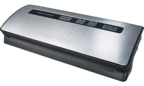 PROFI COOK Vakuumbeutel für Vakuumierer PC-VK 1015, Sie erhalten 1 Packung, Packungsinhalt: 50 Stück